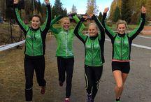 Kuopion Reipas / Yleisurheilun ja juoksuliikunnan erikoisseura.