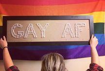° LGBTQ+ things