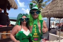 St. Patrick's Day at Temptation 2016 / We celebrated St. Patrick's Day the only way we know how... with serious partying!