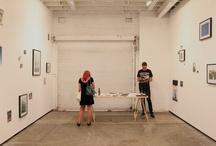 Artist Run Spaces