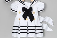 sailor dress for girls ❄❄