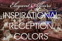 Inspirational Reception Colors