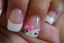 cute nails / by Carrie Freytag