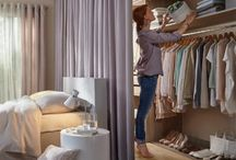 Bedrooms/dressing rooms