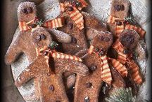♥Gingerbreads / by Maria Elvia