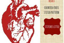 Cross stitch inspo