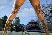 Girls N Hotrods