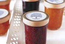 homemade preserves / domowe przetwory / domowe przetwory