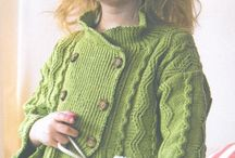 girls knitting patterns