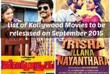 Kollywood / In this board contains latest Kollywood Information (Release, Review, Box Office Reports, Wallpapers, Stills).