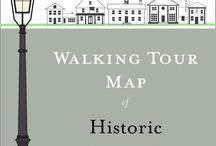 Walking Tour of Bedford Village