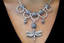 Pandora necklaces