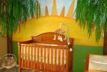 Children's room murals / Murals created for children from nursery to teen