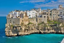 Polignano a Mare, my town! / Pictures of life in my beautiful town!