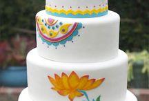 cakes / by Kristine Taylor Burkholder