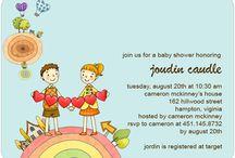 Baby shower invitations online / http://www.happyinvitation.com/baby-shower-invitation-c-8.html