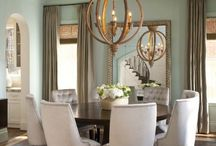 House - Dining room / by Michele Conway