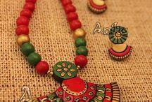teraccota jewels