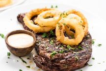 Steak Recipes / Badass Steak Recipes