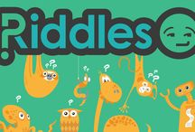 Riddles Social Media / Follow Riddles.com on these social media sites