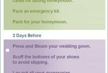 Wedding Planning / by Tessa Black