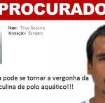 Canadá: procura-se Thye Bezerra goleiro reserva do polo aquático Brasil