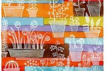 Acrylic Inks / Info gathering... / by Moon Stumpp