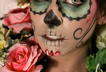 Makeup - Day Of The Dead