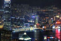 Nočné mestá
