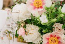 Florals and Centerpieces / Florals and Centerpieces galore!