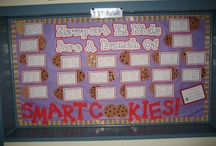 Bulletin boards / by Simply Kinder