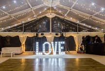 Wedding Marquee Dressing / Great ideas for how to dress our beautiful marquee canopy