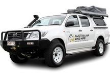 The Right Choice /  Whether exploring Australia's rugged outback on a long holiday or just a long weekend at the lake, 4WD Hire is the right choice for all your 4x4 needs. #4WDHIRE #4WDRENTAL