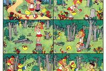 Sweet cartoons