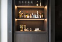 Kitchen ideas / Drinks cabinets