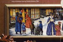 Victorian cristmas