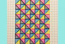 tappeti geometrici