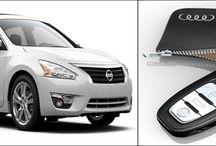 Nissan replacement car keys