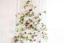 murs fleuris