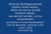 Teaching: German YouTubes / YouTube clips I use in basic German class