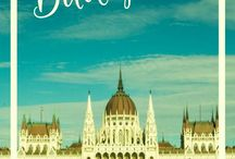 Hungary travel inspirations