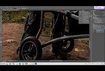 background blur in photoshop cs6