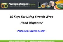 Videos / Check weekly Ppts every Wednesday on various products and offers at Packaging Supplies By Mail