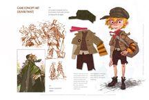 Character Design - Cartoon