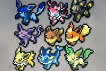 Pokémon Perler Beads