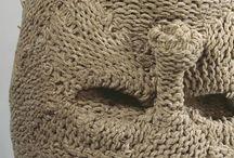 textile/knit art