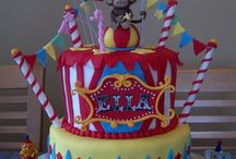 Circus cakes / by Madeline Morcelo