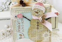 Christmas Cards & Ideas / by Susan Joyce