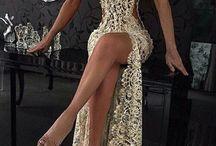 vestidos E