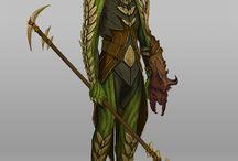 Elves - RPG